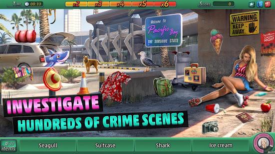 Criminal Case Pacific Bay v screenshots 11