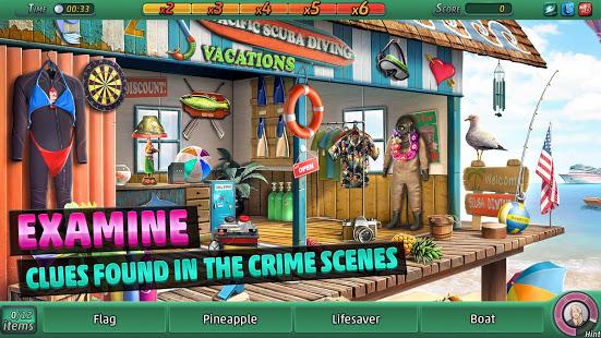 Criminal Case Pacific Bay v screenshots 2