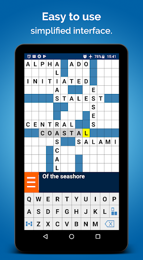 Crossword Puzzle Free v2.7.126-gp screenshots 15