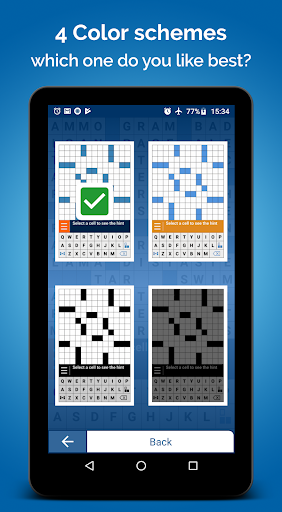 Crossword Puzzle Free v2.7.126-gp screenshots 22