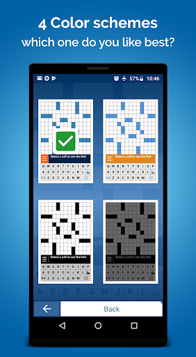 Crossword Puzzle Free v2.7.126-gp screenshots 6