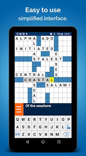 Crossword Puzzle Free v2.7.126-gp screenshots 7