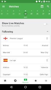 CrowdScores – Live Scores amp Stats v4.7.2 screenshots 1