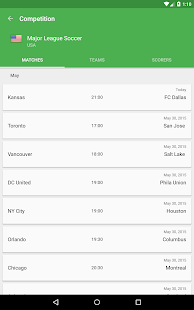 CrowdScores – Live Scores amp Stats v4.7.2 screenshots 11