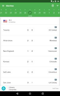 CrowdScores – Live Scores amp Stats v4.7.2 screenshots 7