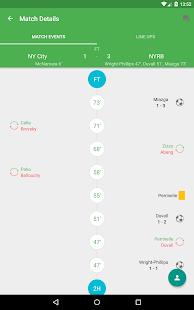 CrowdScores – Live Scores amp Stats v4.7.2 screenshots 9