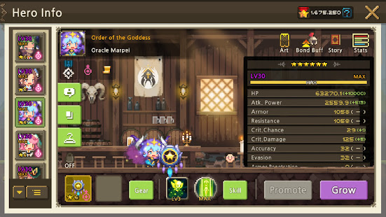 Crusaders Quest v5.16.1.KG screenshots 16