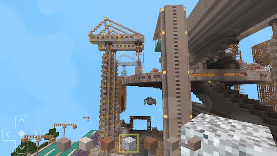 Cube Craft Pro Exploration Game Adventure v2.8.0 screenshots 1