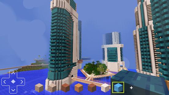 Cube Craft Pro Exploration Game Adventure v2.8.0 screenshots 2