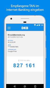 DKB-TAN2go v2.7.2 screenshots 2