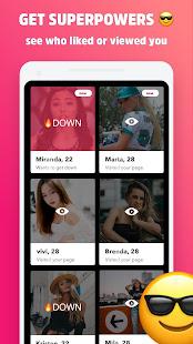 DOWN DateampHookup TapampInstant Match 18 Pure Love v4.19.0 screenshots 7