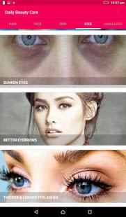 Daily Beauty Care – Skin Hair Face Eyes v2.1.1 screenshots 10