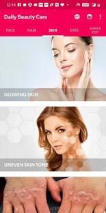 Daily Beauty Care – Skin Hair Face Eyes v2.1.1 screenshots 3