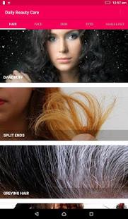 Daily Beauty Care – Skin Hair Face Eyes v2.1.1 screenshots 9
