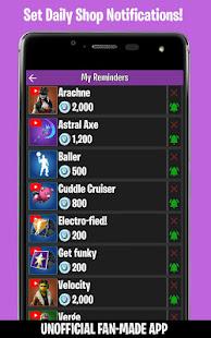 Dances from Fortnite Emotes Shop Wallpapers v screenshots 6