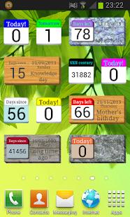 Days Left countdown timer v2.2.1 screenshots 1