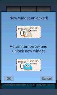 Days Left countdown timer v2.2.1 screenshots 3