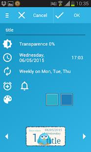 Days Left countdown timer v2.2.1 screenshots 6