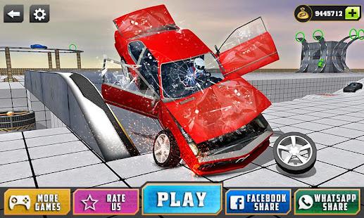 Derby Car Crash Stunts v2.1 screenshots 1