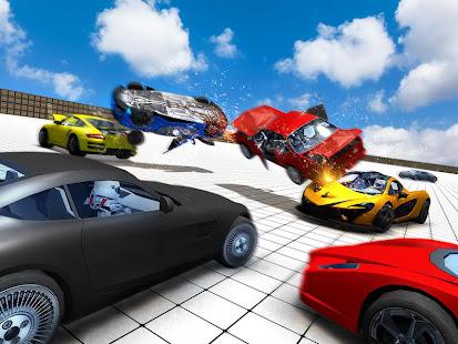 Derby Car Crash Stunts v2.1 screenshots 14