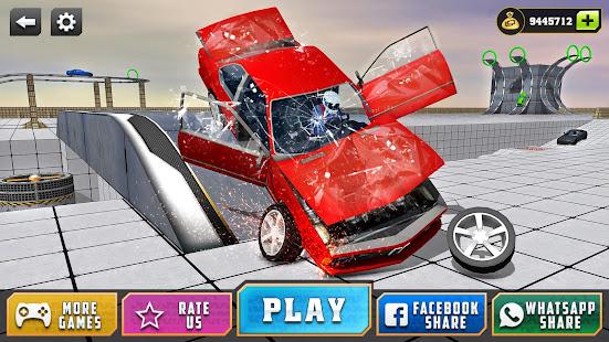 Derby Car Crash Stunts v2.1 screenshots 15