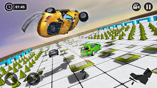 Derby Car Crash Stunts v2.1 screenshots 19