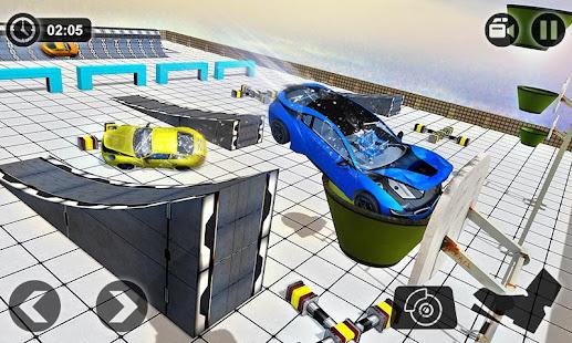 Derby Car Crash Stunts v2.1 screenshots 2