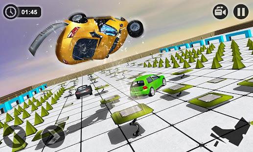 Derby Car Crash Stunts v2.1 screenshots 5