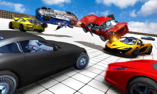 Derby Car Crash Stunts v2.1 screenshots 7
