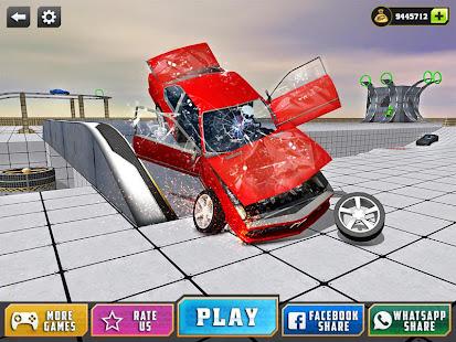 Derby Car Crash Stunts v2.1 screenshots 8