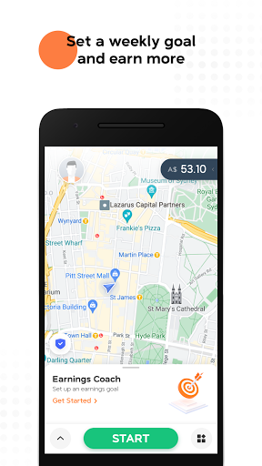 DiDi Driver Earn extra money in your spare time v7.6.6 screenshots 2
