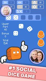 Dice Clubs – Social Dice Poker v screenshots 1