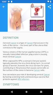 Dictionary DiseasesampDisorders symptoms treatment v2.2.22 screenshots 3