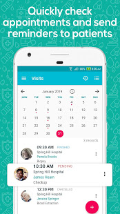 Doctor At Work Plus – Patient Medical Records v1.47.0 screenshots 3