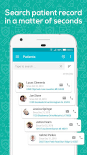 Doctor At Work Plus – Patient Medical Records v1.47.0 screenshots 4