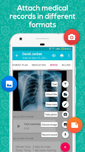Doctor At Work Plus – Patient Medical Records v1.47.0 screenshots 6