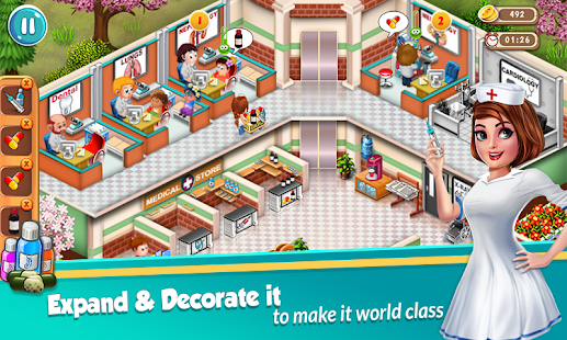 Doctor Dash Hospital Game v1.53 screenshots 15