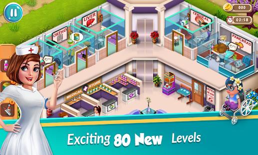 Doctor Dash Hospital Game v1.53 screenshots 8
