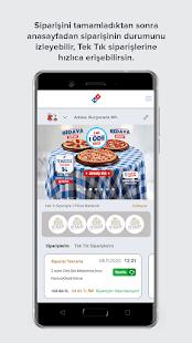 Dominos Pizza Turkey v4.1.2 screenshots 1
