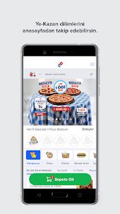Dominos Pizza Turkey v4.1.2 screenshots 3