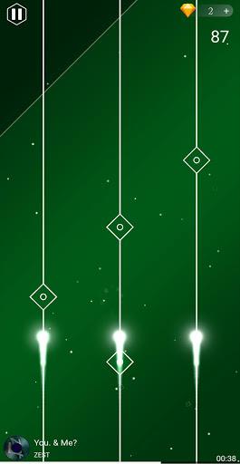 Dot Beat Magic Rhythm Music Game v1.4 screenshots 4