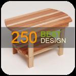 Download 250 Wood Table Design 11.0 APK