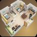 Download 3D house plan designs 1.8 APK