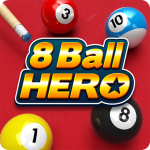 Download 8 Ball Hero – Pool Billiards Puzzle Game 1.18 APK