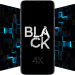 Download Black Wallpapers – 4K Dark & AMOLED Backgrounds 5.2.33 APK