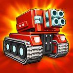Download Blocky Cars – tank wars & shooting games 7.6.17 APK