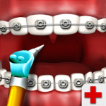Download Braces Surgery Simulator – Doctor Games 2021  APK