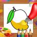 Download Fruits Coloring Book & Drawing Book 1.0.9 APK