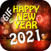 Download Happy New Year GIF 2021 6.0 APK