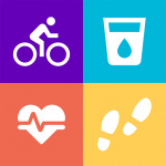 Download Health Pal – Fitness, Weight loss coach, Pedometer 4.2.54 APK